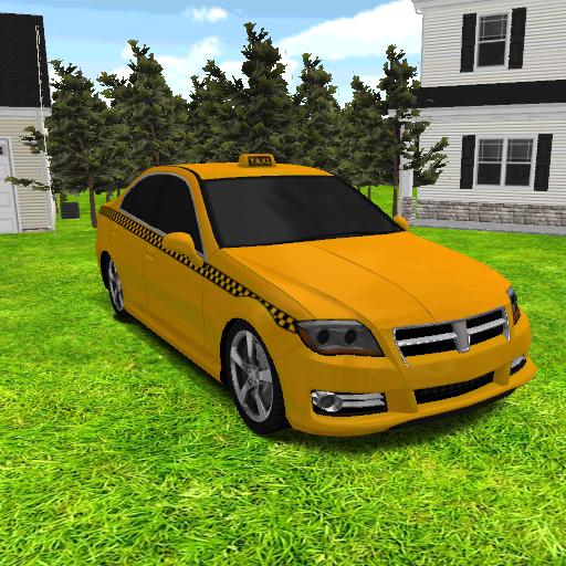 デューティ・ドライバヒルクライムタクシー 模擬 App LOGO-硬是要APP