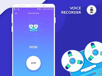 Voice Changer Screenshot