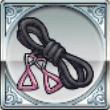 弾力ロープ