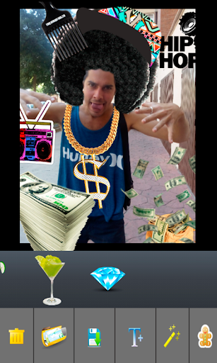 玩免費娛樂APP|下載編輯圖片說唱 - 嘻哈 app不用錢|硬是要APP