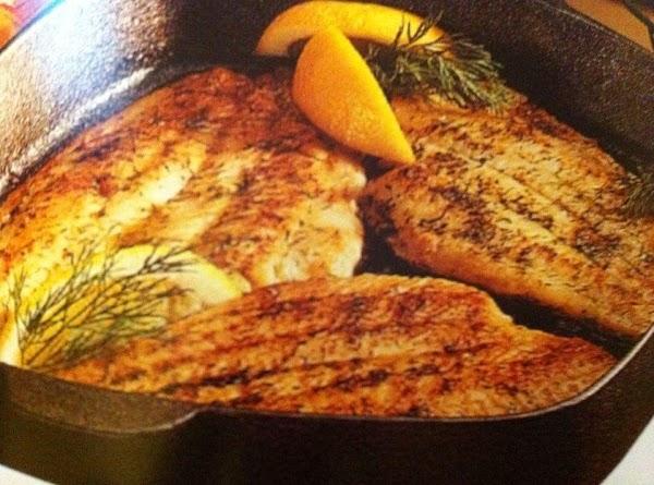 Sole In Herbed Butter Recipe