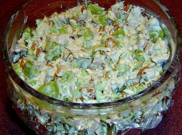 Pecan Chicken Salad