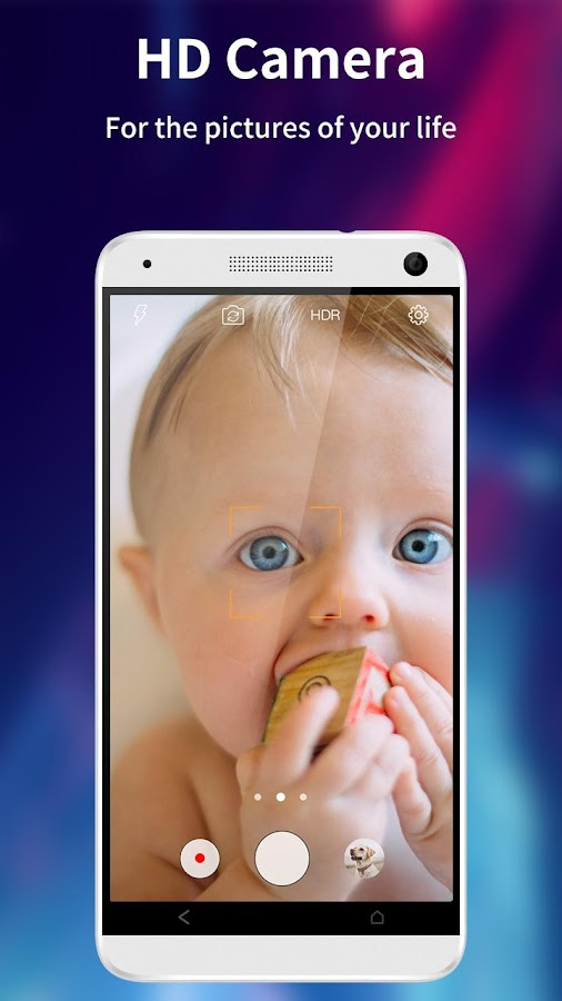 HD Camera Pro & Selfie Camera- screenshot
