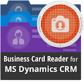 Business Card Reader for MS Dynamics CRM