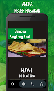 Cemilan Singkong Enak - náhled