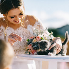 Wedding photographer Sergey Zakurakin (1zak1). Photo of 21.10.2016