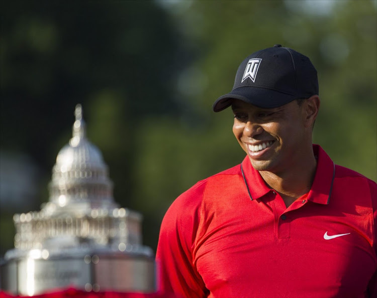 US golfer Tiger Woods. Picture: EPA/JIM LO SCALZO