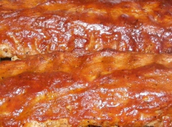 Kickin' Pork Ribs Recipe