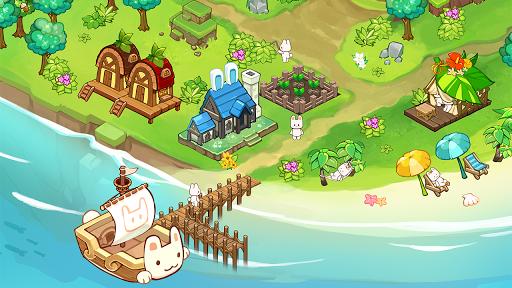 Télécharger Animal Camp - Healing Resort mod apk screenshots 2