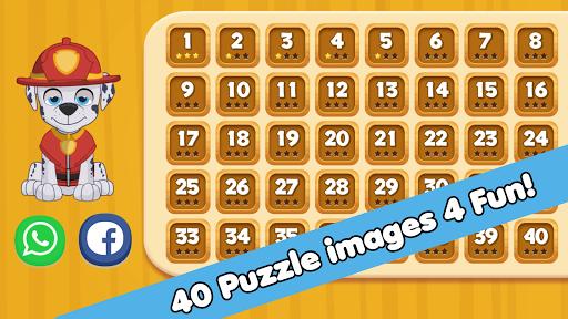 Patrulla canina Jigsaw Puzzle 1.0.0 screenshots 5