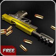 Gun Simulator Shooter: Guns Fire Shooting Game