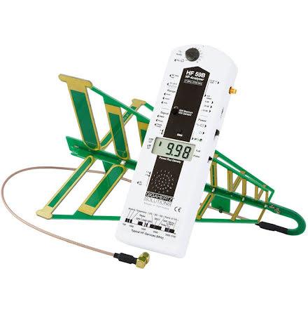 HF59B Mikrovågsmätare