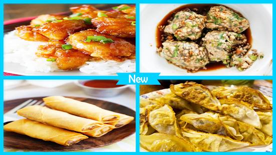 Nejlepší čínské recepty na jídlo