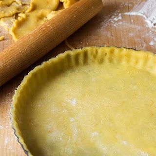 Pasta Frolla Recipe - Italian Sweet Pastry Dough.