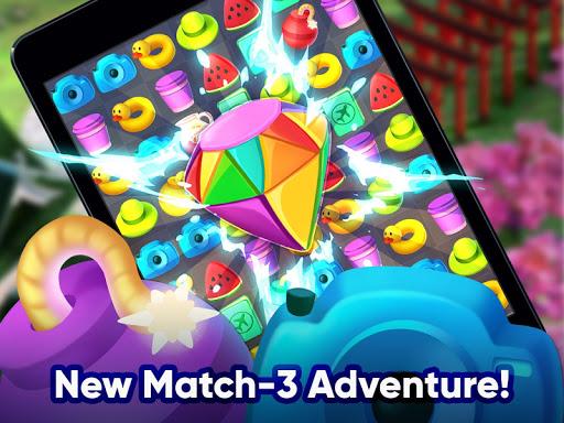 Bon Voyage: New Match 3 Game screenshots 7