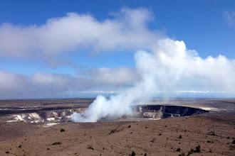 Photo: Volcano! http://ow.ly/caYpY