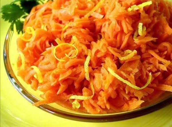 Carrot Relish Recipe