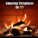 Amazing Fireplaces In HD icon