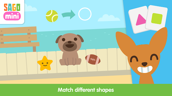 Sago Mini Puppy Preschool- screenshot thumbnail