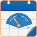 Weight Tracking Calendar Icon