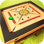 Real Carrom Pro 3D Deluxe : Free Carrom Board Game 1.2