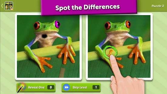 Spot the Difference - Where is it? - náhled