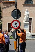 Photo: Piazza Boccaccio (Certaldo)