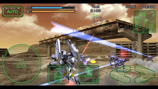 Destroy Gunners SP 4