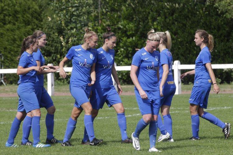 KRC Genk Ladies winnen van team uit Eredivisie