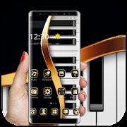 App Gold Luxury Piano Theme APK for Windows Phone