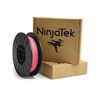 NinjaTek Cheetah Flamingo Pink TPU Filament - 1.75mm (0.5kg)
