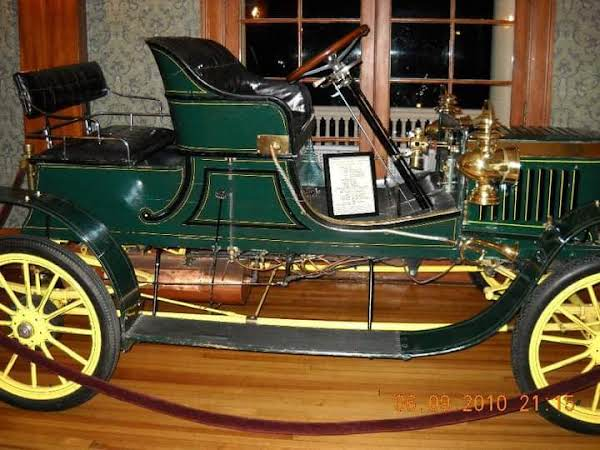 Stanley Steamer, My Drink Is A Whiskey Drink Everyone Should Have Enjoyed Sitting On The Stanley Steamer
