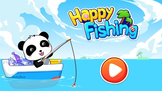 Happy Fishing: game for kids- screenshot thumbnail