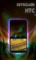 Screenshot of Keyboard for HTC One V