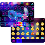 Carnival Emoji Keyboard Theme Icon