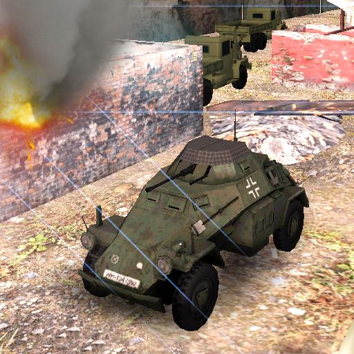 WW2装甲車 冒險 App LOGO-APP開箱王