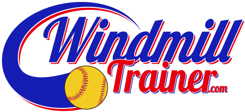 The Windmill Trainer Pitching Aid