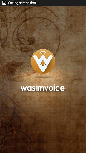 WasimVoice +