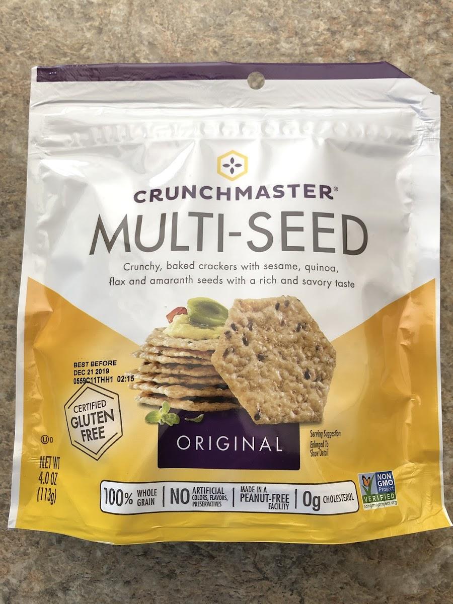 Original Multi-Seed Crackers