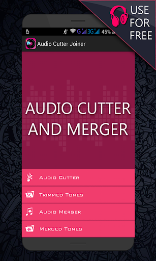 Audio Cutter Merger Free