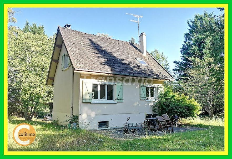 Vente maison 5 pièces 80 m² à Boussac (23600), 123 000 €