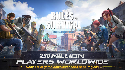 RULES OF SURVIVAL 1.288904.289447 screenshots 2