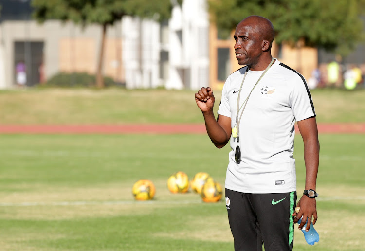 SA Under-23 head coach David Notoane is determined to qualify the team for the 2020 Tokyo Olympics.