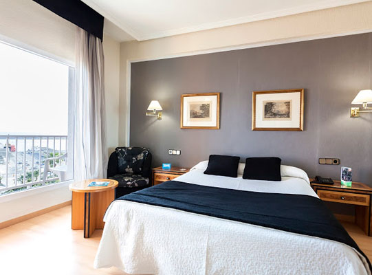 Oh!tels ****<br>Gran Hotel Almer&iacute;a