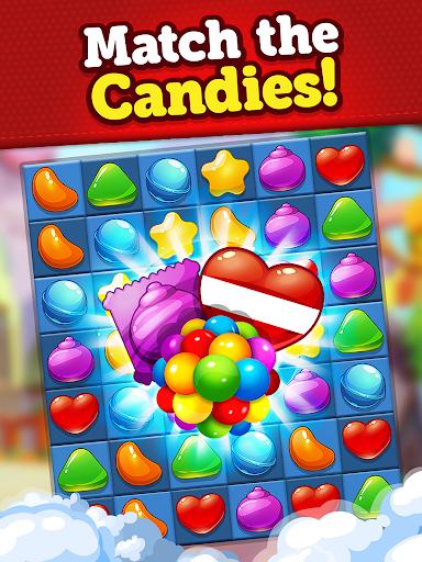 Candy Craze 2020: Match 3 Games Free New No Wifi apkmr screenshots 9