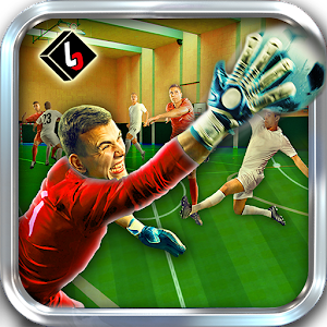 Play Futsal Football 2017 Game Icon