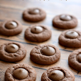 Double Chocolate Chip Cookies Recipe with Ghirardelli Milk Chocolate