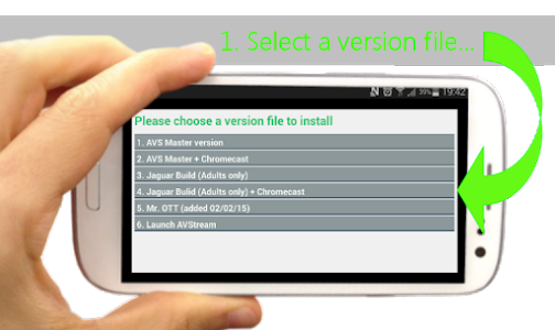 AVStream - Live TV & On demand v9.0