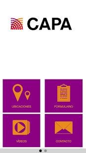 App Cementos Capa APK for Windows Phone