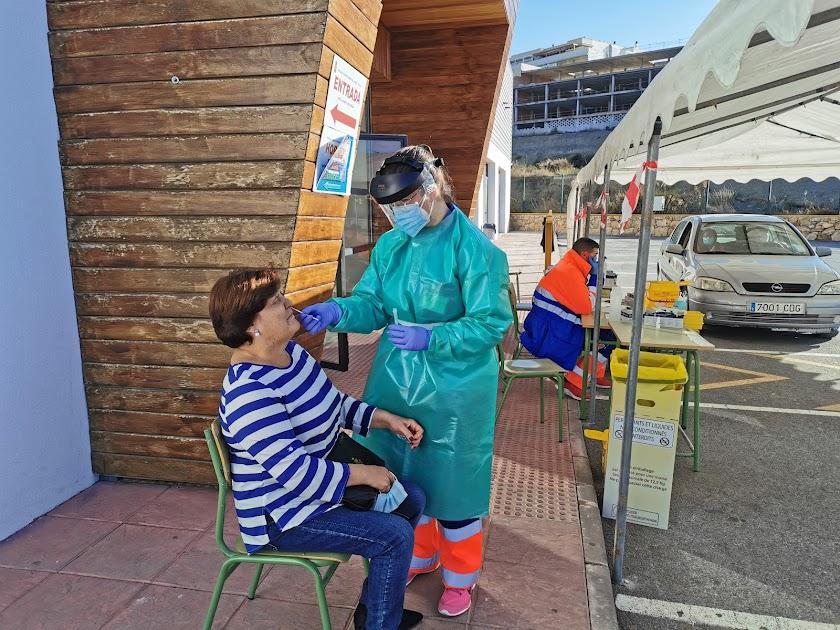 Cribado masivo en Albox por el Coronavirus